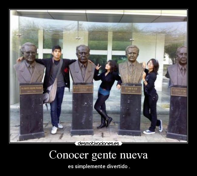 Conocer Personas–976093