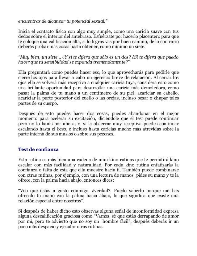 Maneras De Coquetear–917929