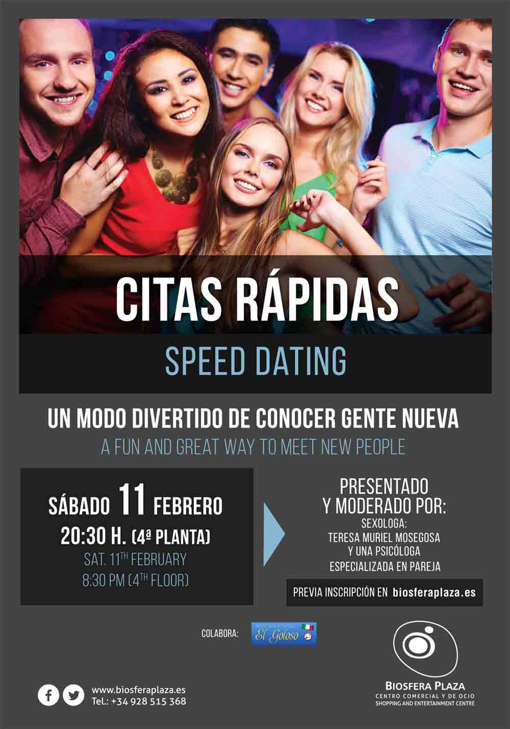 Speed Dating Terrassa–726360